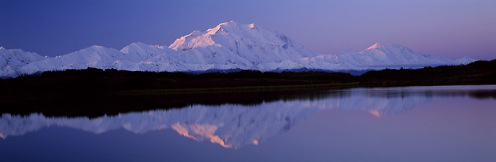 First Light - Denali