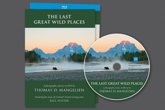 The Last Great Wild Places - DVD/Blu-ray