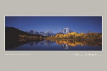 High Noon on the Oxbow Bend | Art Card Set