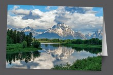 Oxbow Reflections | Art Card Set