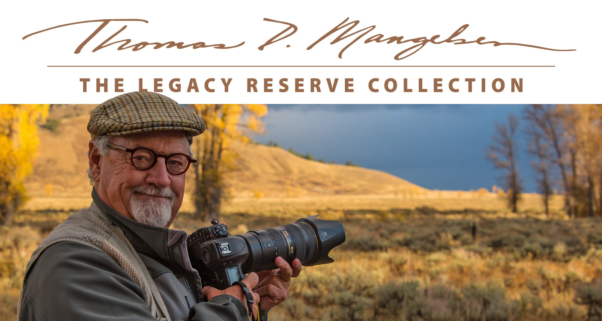 Thomas D. Mangelsen the Legacy Reserve Collection