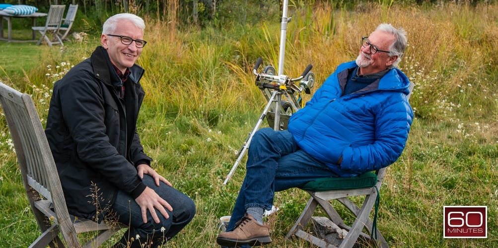 Into the Wild with Thomas D. Mangelsen on 60 Minutes with Anderson Cooper