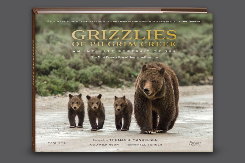 grizzlies of pilgrim creek signed leather edition