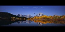 High Noon on the Oxbow Bend | Legacy Reserve Collection