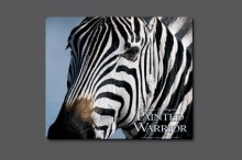 Painted Warrior | Mouse Pad