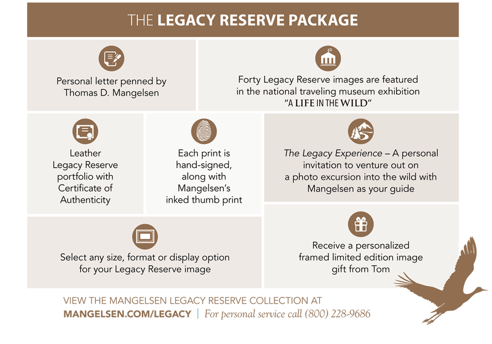 The Legacy Reserve Package