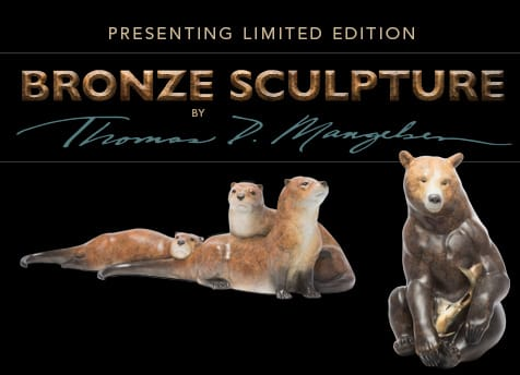 Mangelsen Bronze Sculptures