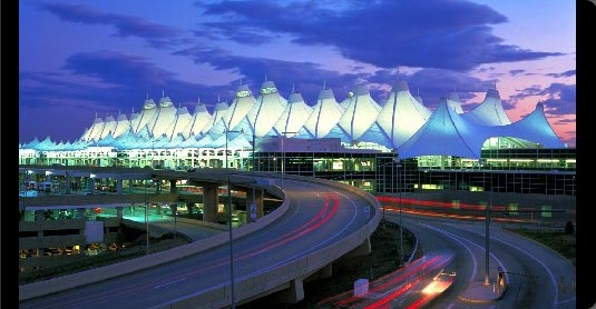 MANGELSEN Images of Nature Gallery in Denver International Airport, Colorado